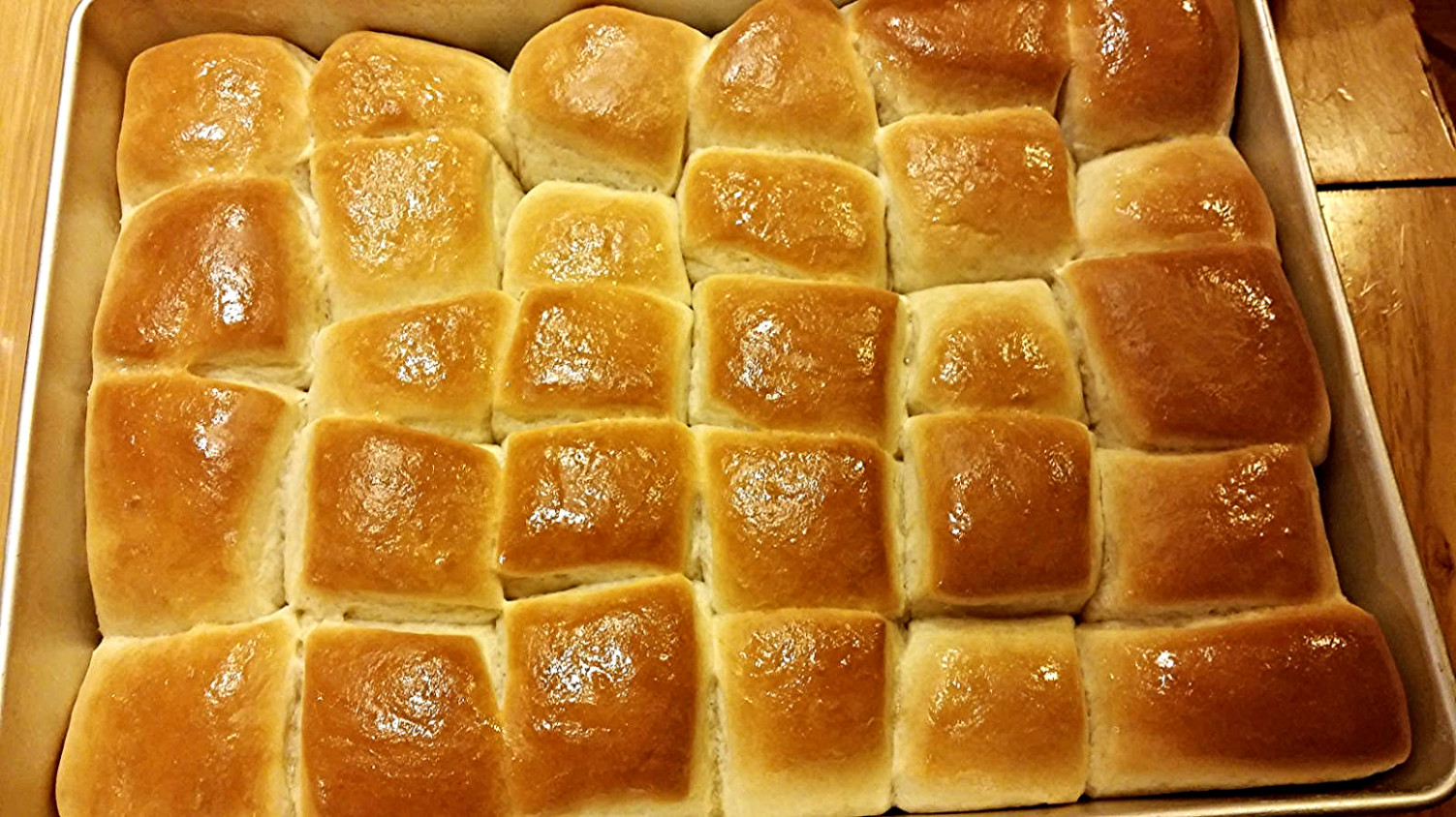 1 Hour Yeast Dinner Rolls Recipe | Just A Pinch Recipes - yeast free recipes dinner