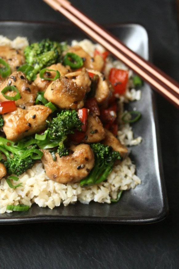 10 Best Chicken Broccoli Healthy Recipes - healthy recipes yummly