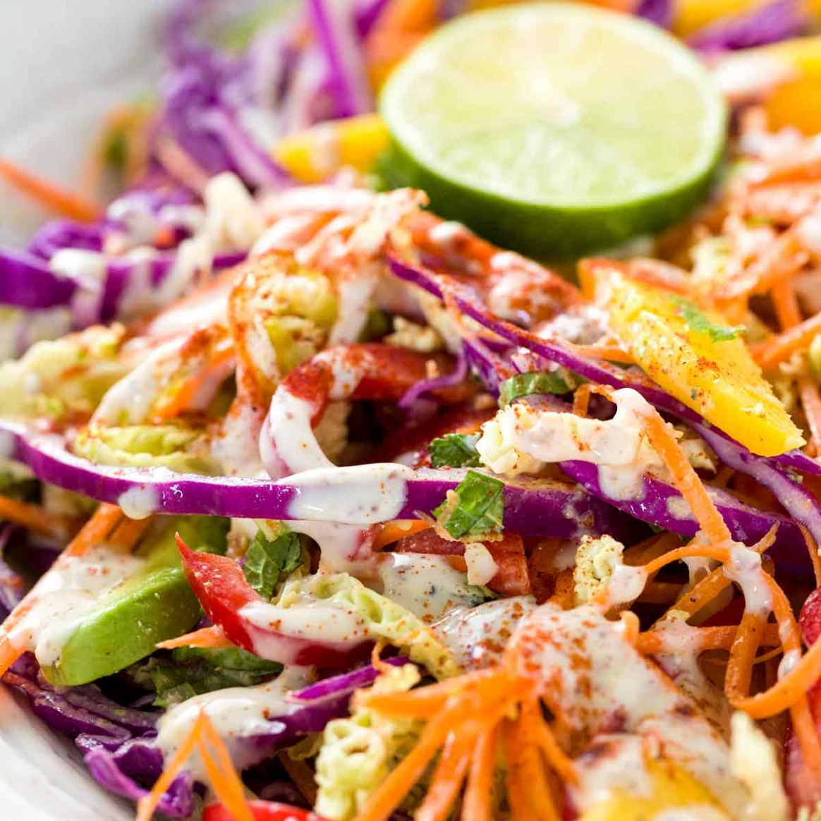 10 Best Healthy Coleslaw With Greek Yogurt Recipes - Healthy Recipes Yummly