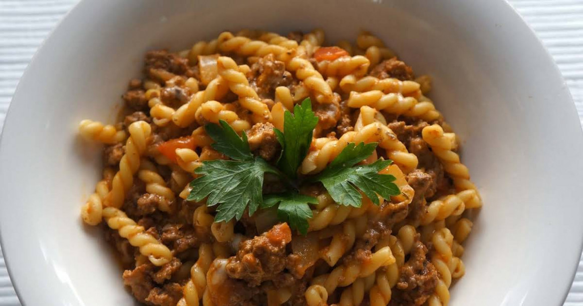 10 Best Healthy Pasta Ground Turkey Recipes - healthy recipes using ground turkey
