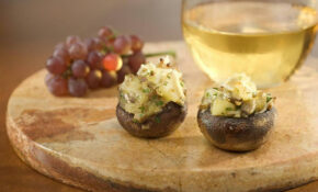 10 Best Healthy Stuffed Mushrooms Recipes – Healthy Recipes With Mushrooms