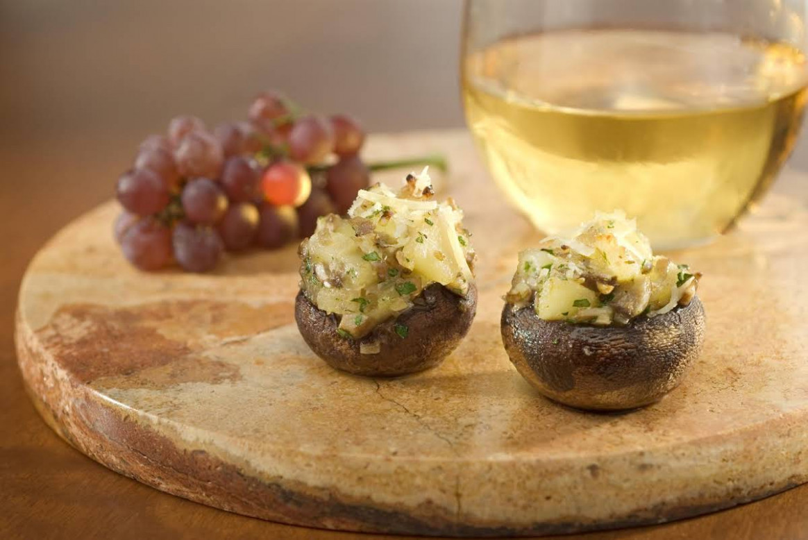 10 Best Healthy Stuffed Mushrooms Recipes - healthy recipes with mushrooms