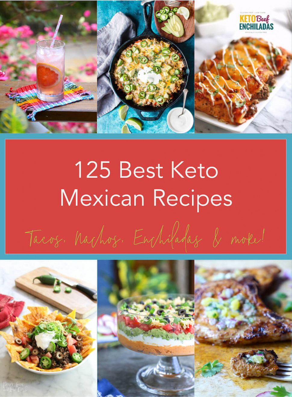 10 Best Keto Mexican Recipes - Low Carb | I Breathe I'm Hungry - Best Keto Recipes Dinner