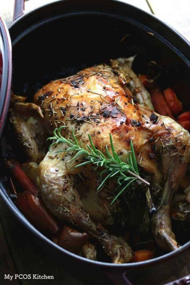10 Best Low Carb Dutch Oven Recipes - chicken recipes no oven