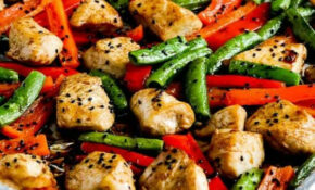 10 Best Low Carb Stir Fry Sauce Recipes – Chicken Recipes No Carbs