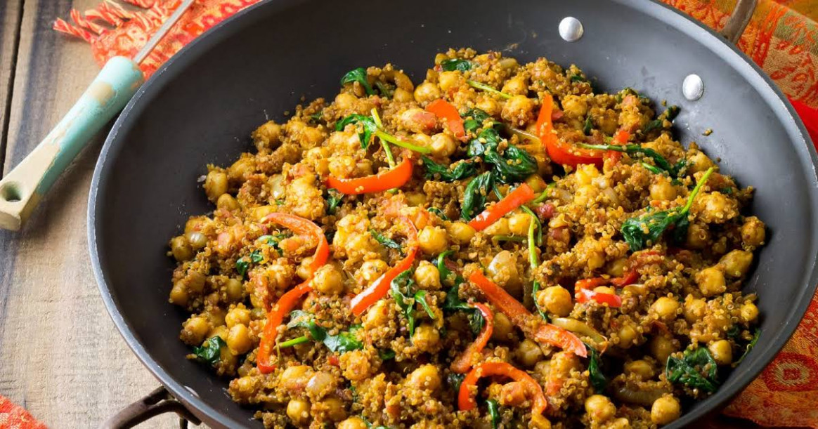10 Best Quinoa Indian Vegetarian Recipes - recipes vegetarian quinoa