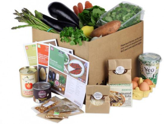 10 best recipe boxes | The Independent - food recipes delivery