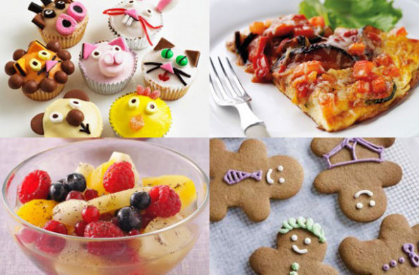 10 best recipes for kids aged 7-11 years old | GoodtoKnow - food recipes for toddlers