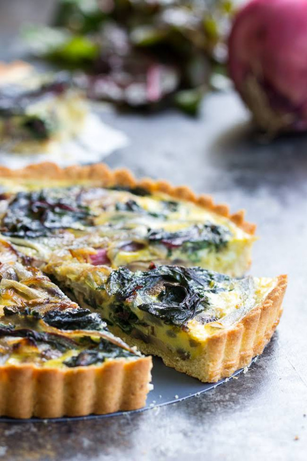 10 Best Savory Vegetarian Tart Recipes - recipes vegetarian tarts