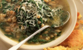 10 Best Vegetarian Navy Bean Soup Recipes – Navy Bean Recipes Vegetarian