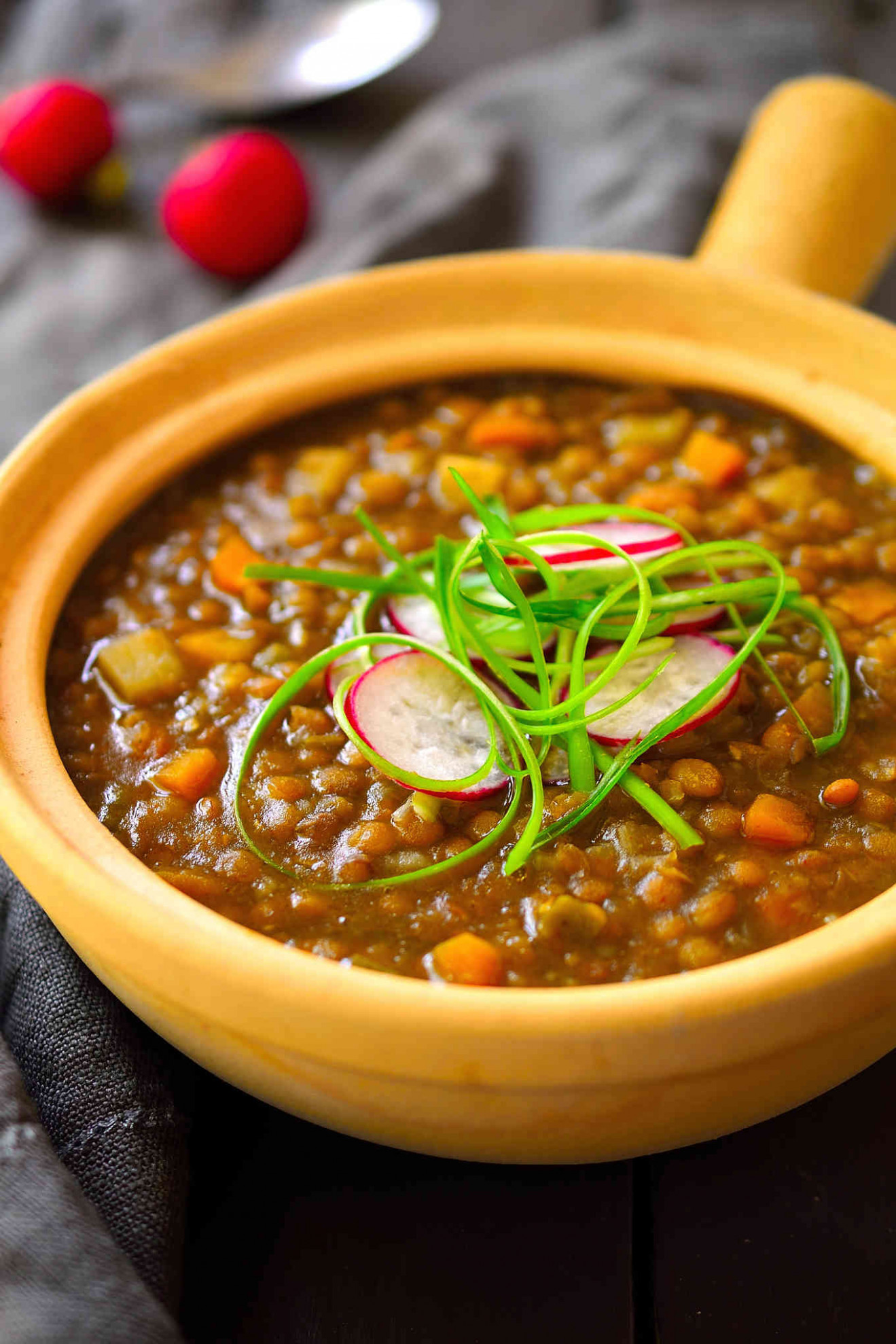 10 Budget Lunch Ideas And Cheap Easy Meals You Should Try - Recipe Vegetarian Lentil Soup