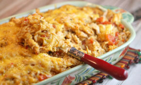 10 Casserole Recipes Using Leftover Turkey Or Chicken – Recipes Using Cooked Chicken