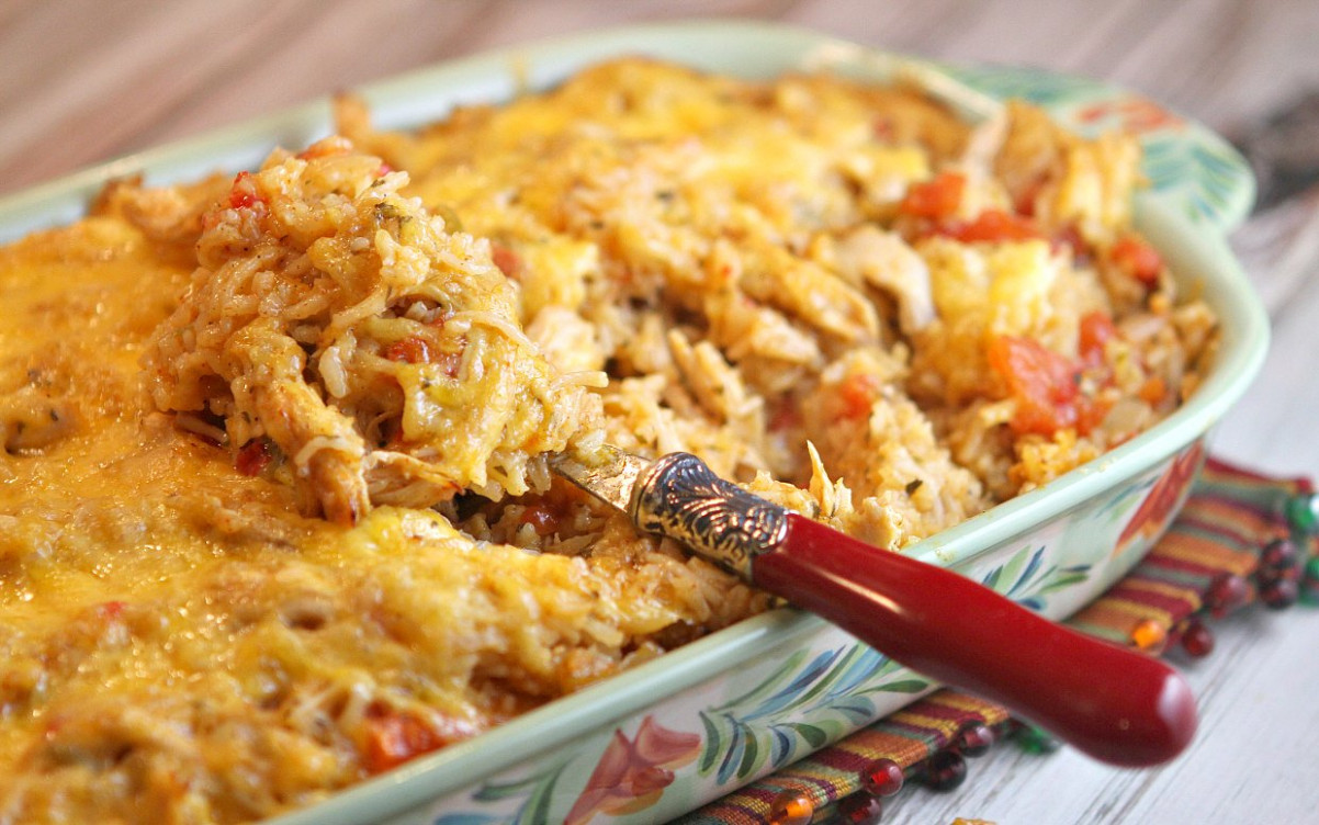 10 Casserole Recipes Using Leftover Turkey or Chicken - recipes using cooked chicken