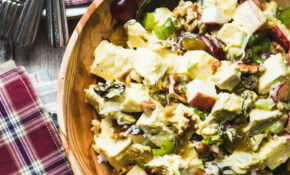 10 Chicken Salad Recipes Martha Stewart Would Love | The View ..