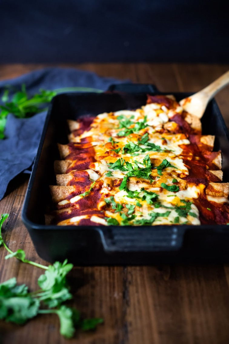 10 Cozy Vegetarian Dinners for Fall! | Feasting at Home - vegetarian recipes quick and easy
