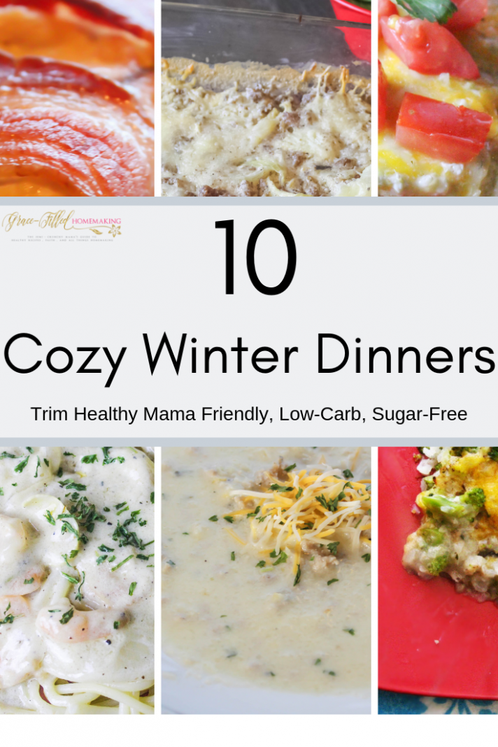 10 Cozy Winter Dinners: THM-Friendly, Low-Carb, Sugar-Free ..