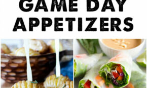 10 Dairy Free And Gluten Free Appetizers • The Fit Cookie – Dinner Recipes Gluten And Dairy Free
