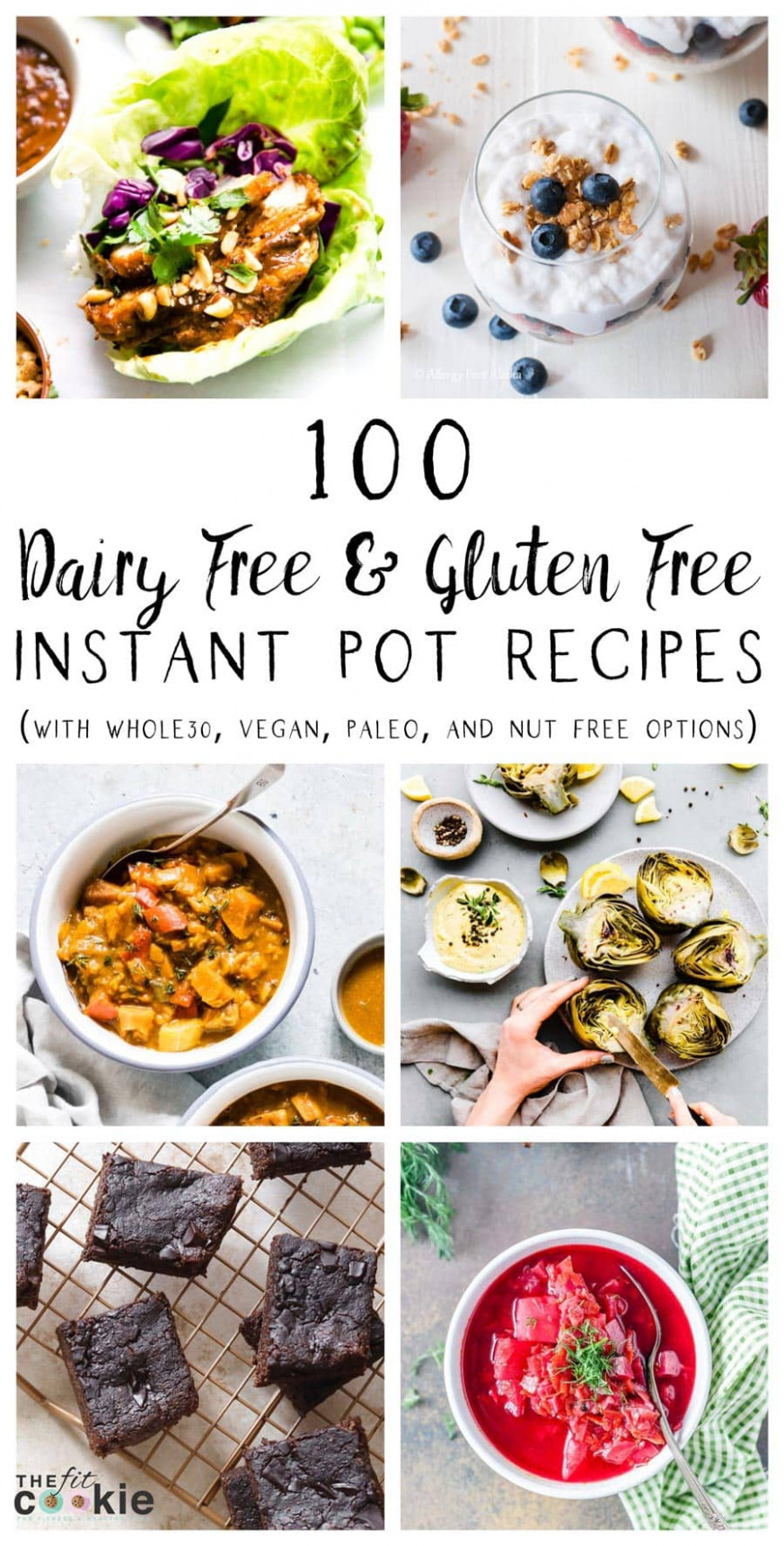 10 Dairy Free And Gluten Free Instant Pot Recipes • The Fit ..