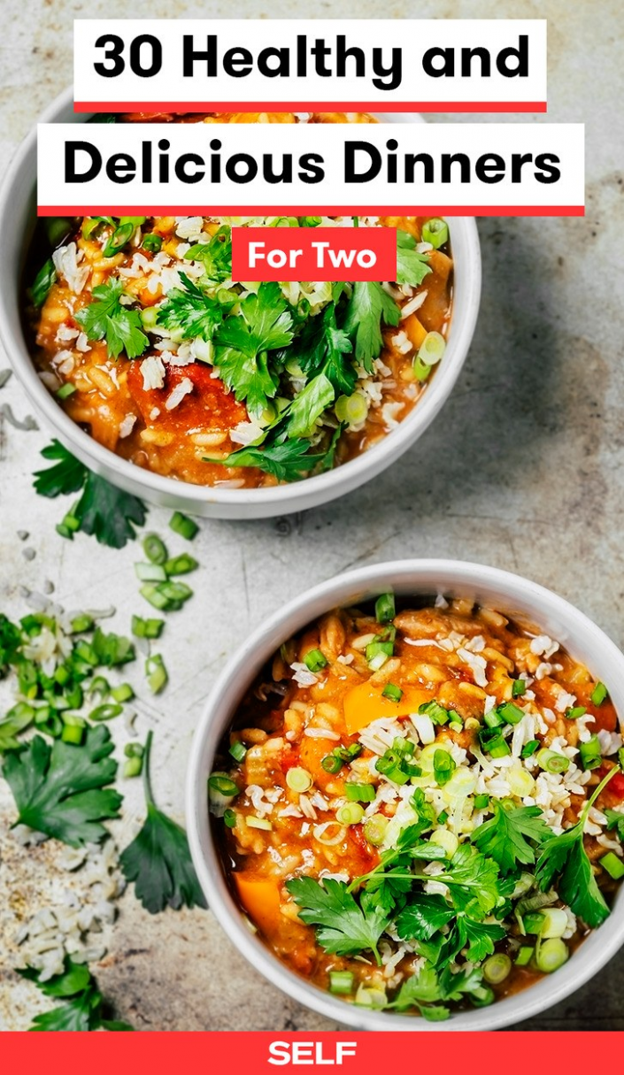 10 Delicious And Healthy Dinner Ideas For Two | SELF - Recipes Healthy Dinner