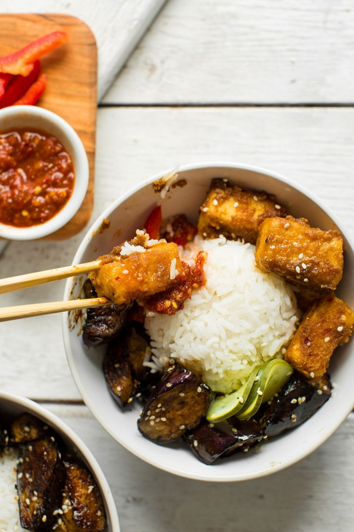 10 Delicious Tofu Recipes For Lunch - Crazyforus - Tofu Recipes Dinner
