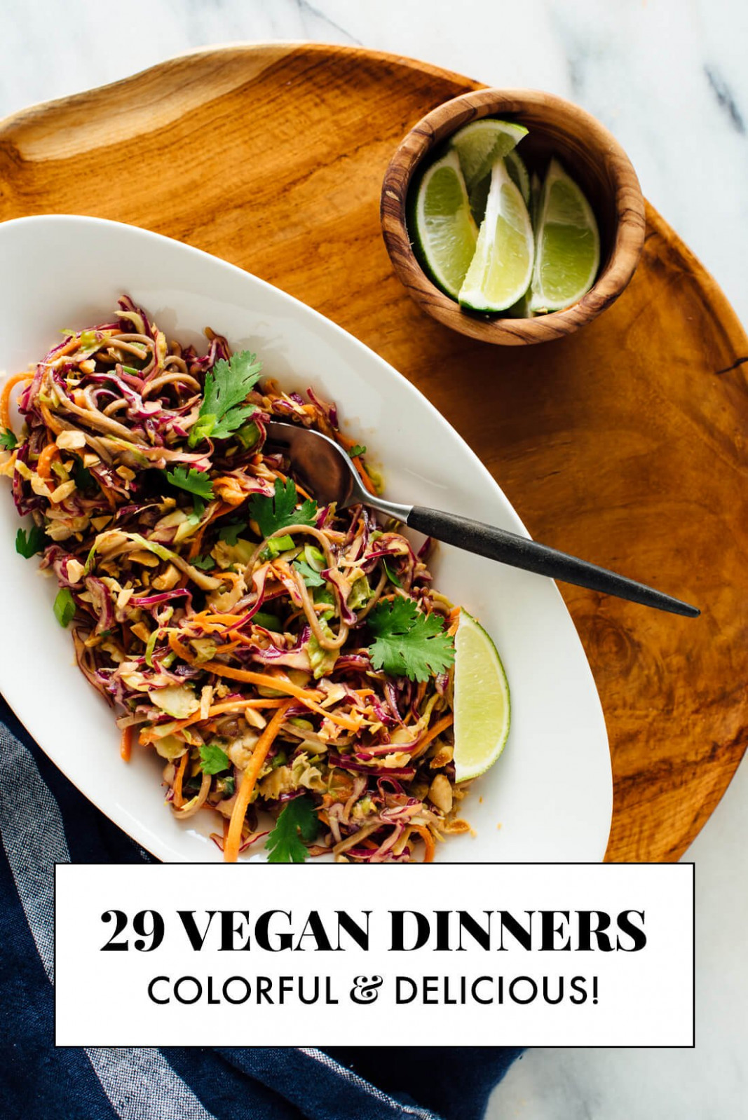 10 Delicious Vegan Dinner Recipes - Cookie and Kate - delicious vegetarian recipes