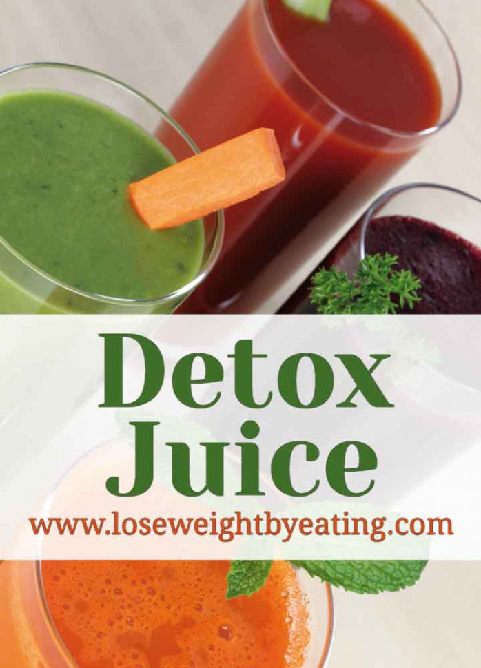 10 Detox Juice Recipes For A Fast Weight Loss Cleanse - Healthy Juice Recipes For Weight Loss