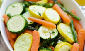 10 Easy And Healthy Roasted Vegetable Recipes – Flair Flickers – Healthy Recipes Roasted Vegetables