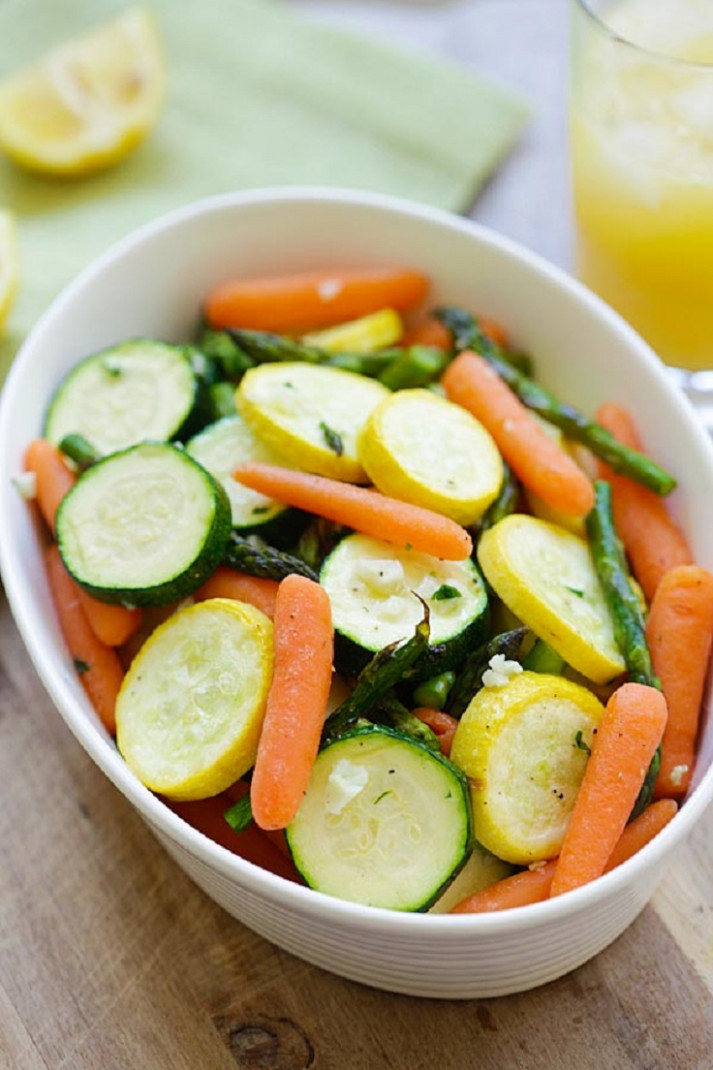 10 Easy And Healthy Roasted Vegetable Recipes - Flair Flickers - Healthy Recipes Roasted Vegetables