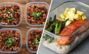 10 Easy & Healthy Meal Prep Recipes – Healthy Recipes Epicurious