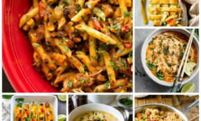 10 Easy Leftover Chicken Recipes (Chicken Comfort Food ..
