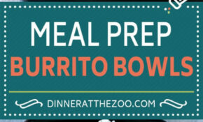 10 Easy Meal Prep Recipes – Dinner At The Zoo – Healthy Meal Recipes