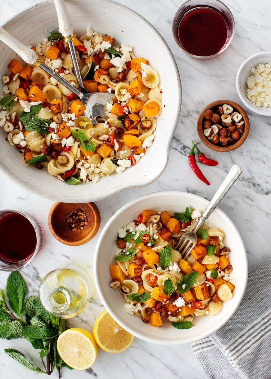 10 Fall Recipes You Can Meal Prep This Week | The Everygirl - healthy recipes you can make ahead of time