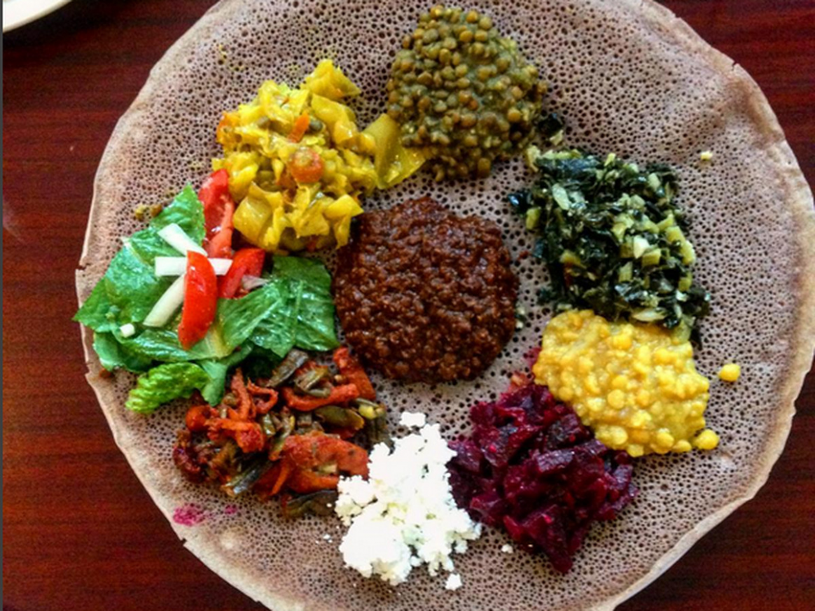 10 Fantastic Ethiopian Restaurants Around Seattle - Eater Seattle - recipes ethiopian food