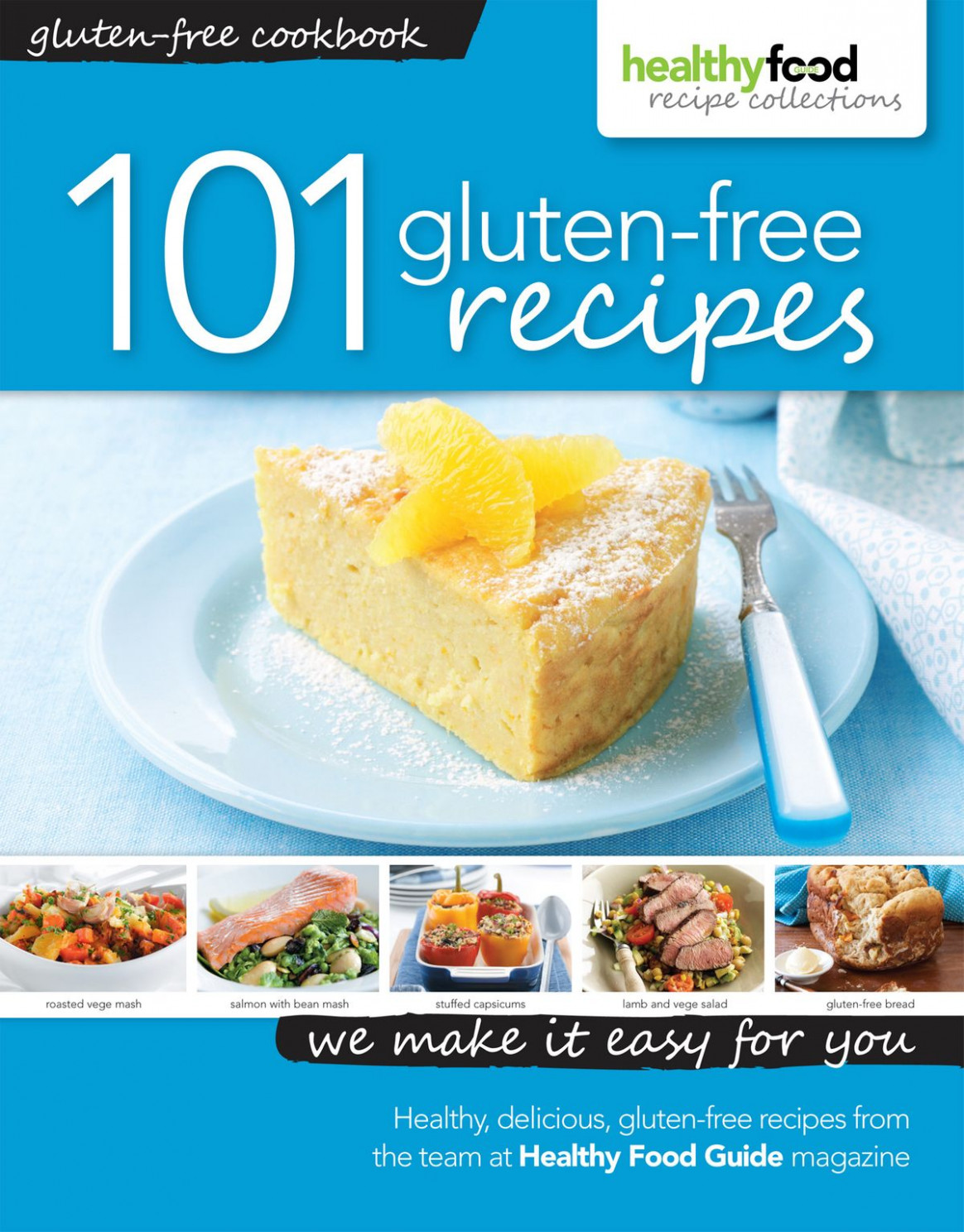 10 gluten-free recipes ebook by Healthy Food Guide - Rakuten Kobo - recipes healthy food guide