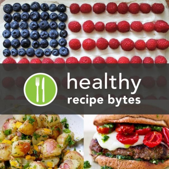 10 Healthy 4th Of July Recipes From Around The Web - Healthy Fourth Of July Recipes