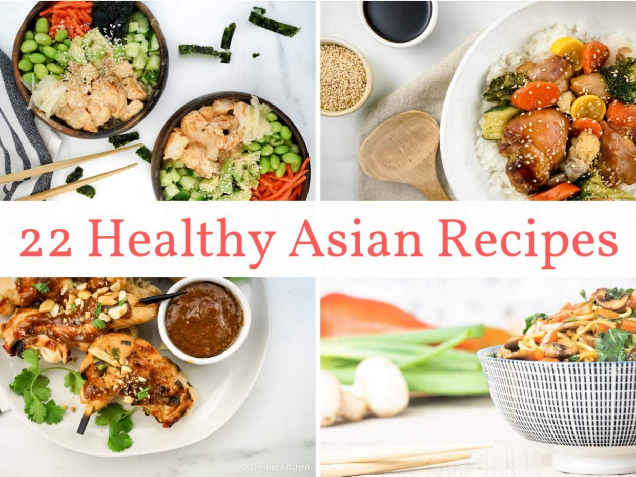 10 Healthy Asian Recipes That Are Better Than Takeout ..