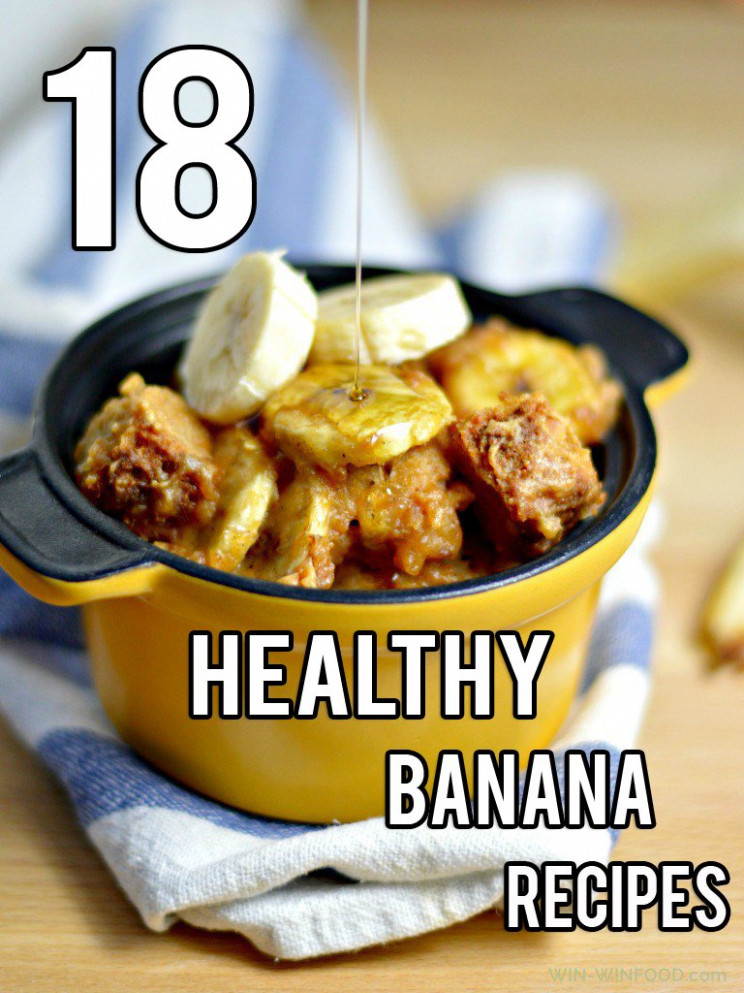 10 Healthy Banana Recipes | the Best of the Bunch - healthy recipes with bananas