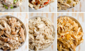 10 Healthy Chicken Recipes In A Pressure Cooker Or Crock ..