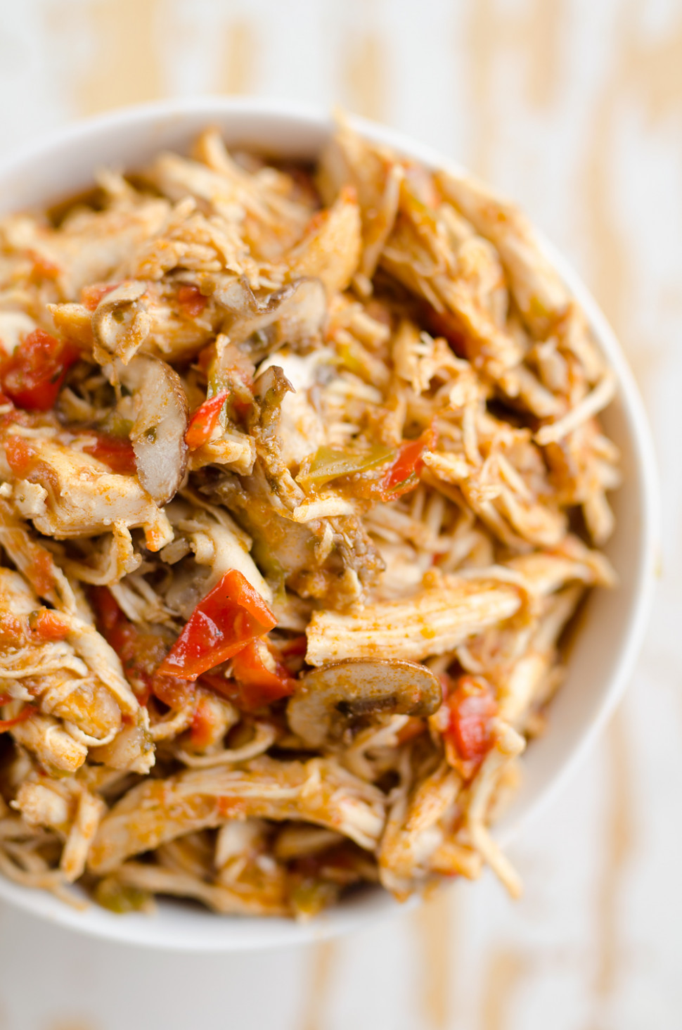 10 Healthy Chicken Recipes in a Pressure Cooker or Crock Pot - healthy recipes with chicken