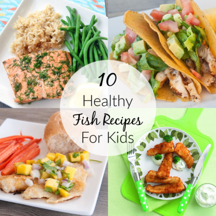 10 Healthy Fish Recipes for Kids - Super Healthy Kids - healthy kid recipes