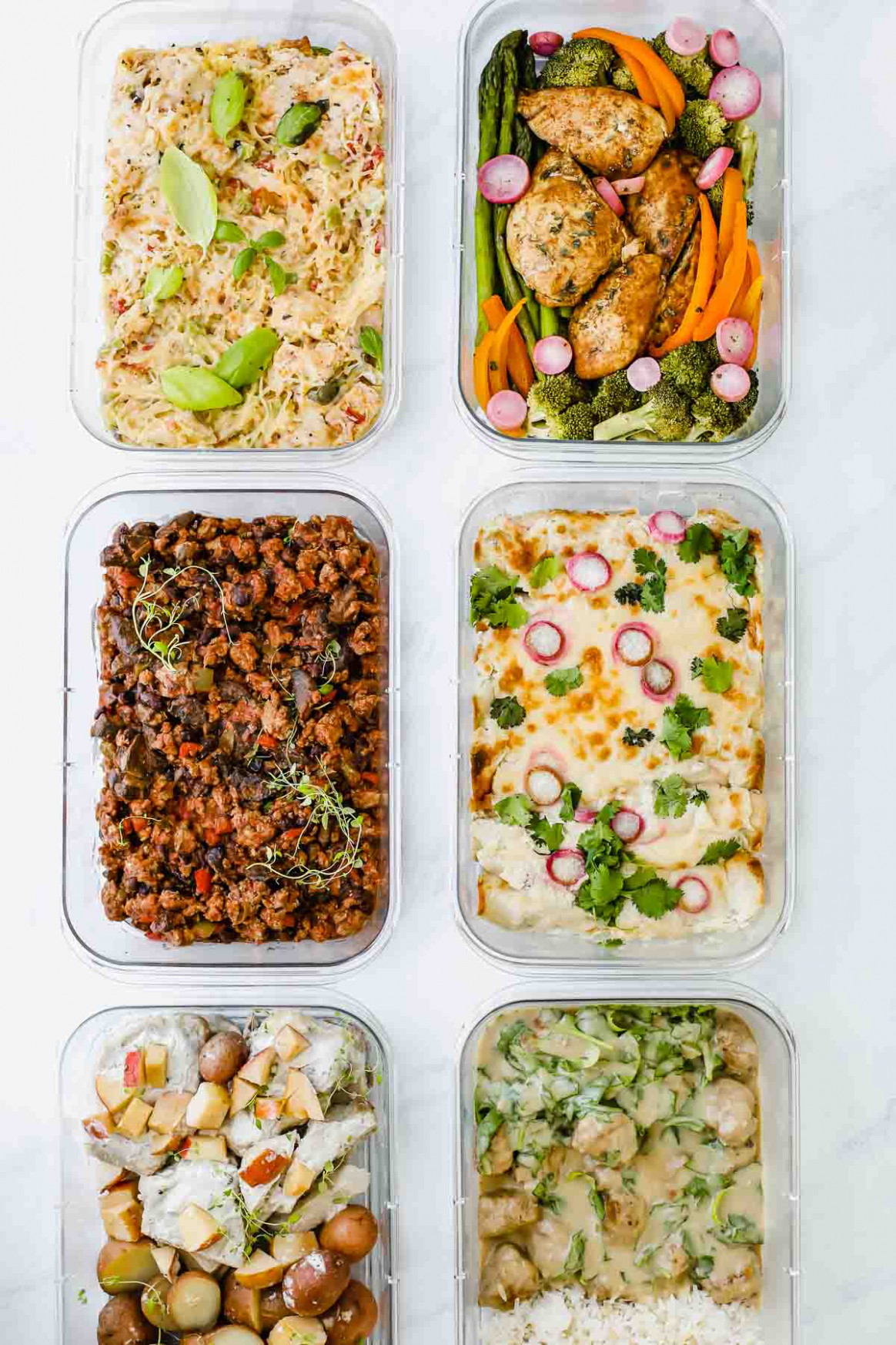 10 Healthy Freezer Meals For New Moms (Or Anyone!) - Jar Of ..