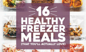 10 Healthy Freezer Meals (That You'll Actually Love) – Pinch ..