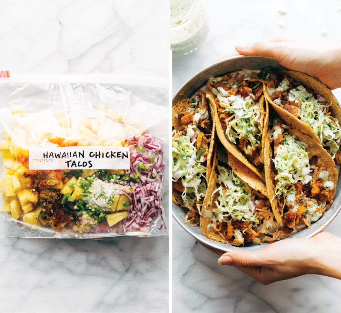 10 Healthy Freezer Meals (That You'll Actually Love) - Pinch ..