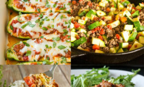 10 Healthy Ground Beef Recipes | Beef | Ground Beef ..