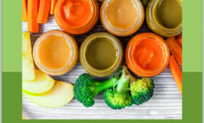 10 Healthy Homemade Baby Food Cooking Ideas: Homemade ..