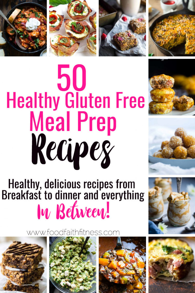 10 Healthy Meal Prep Ideas for The Week | Food Faith Fitness - healthy recipes for a week