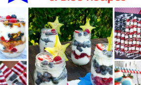 10 Healthy Red, White & Blue Recipes | Produce For Kids – Healthy 4th Of July Recipes
