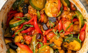 10+ Healthy Vegetarian Dinner Recipes - Meatless Vegetarian ...