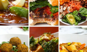 10 High Protein Vegetarian Dinners | Recipes – Dinner Recipes No Meat