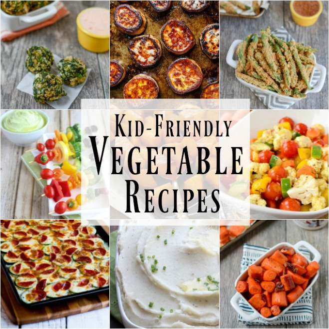 10 Kid-Friendly Vegetable Recipes - food recipes kid friendly